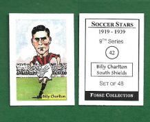 South Shields Billy Charlton 42 (FC)